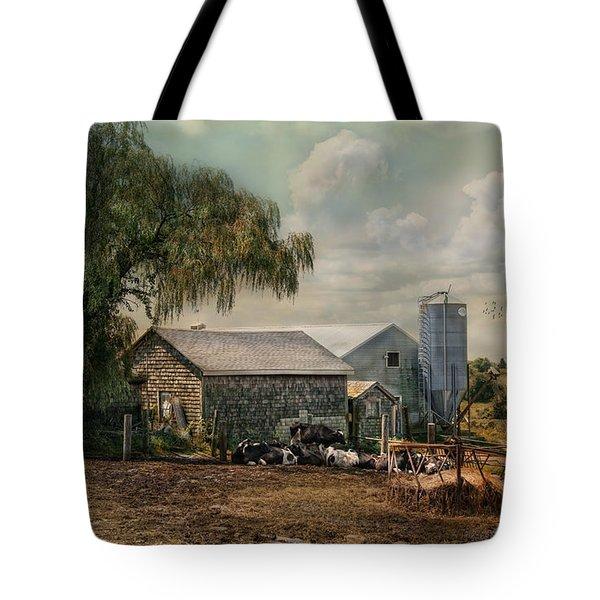 Bucolic Bliss Tote Bag