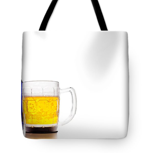 Bud Light Platinum Tote Bag by Keith Allen