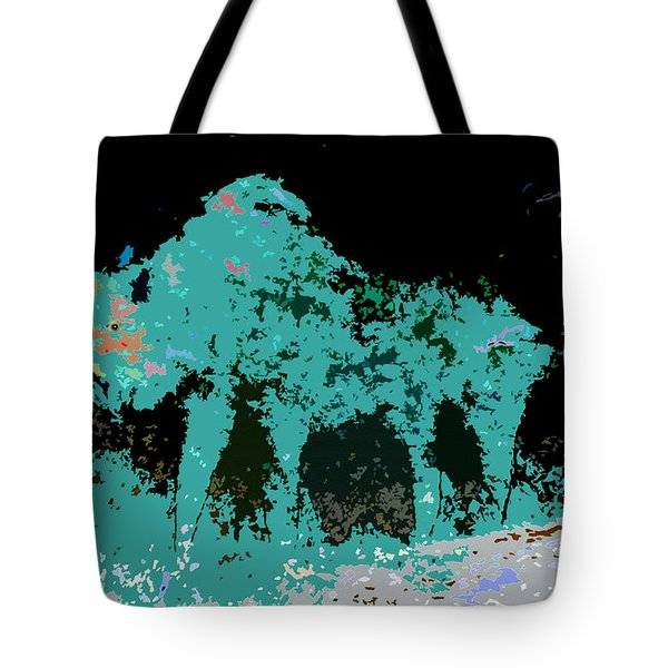 Buffalo Hump Tote Bag by David Lee Thompson