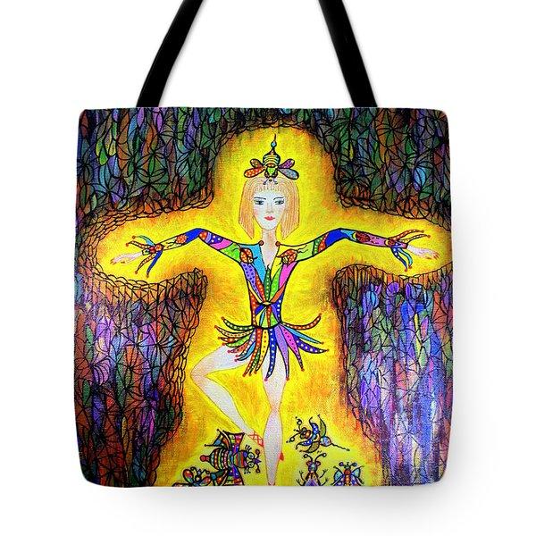 Bugs Ballerina Tote Bag