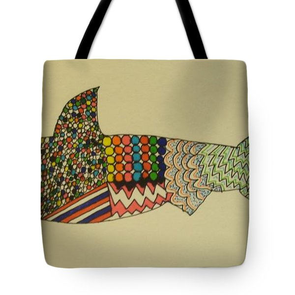 Bull Shark Tote Bag