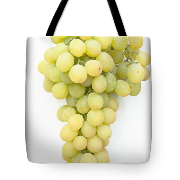 Bunch Of Grapes Tote Bag by Maj Seda