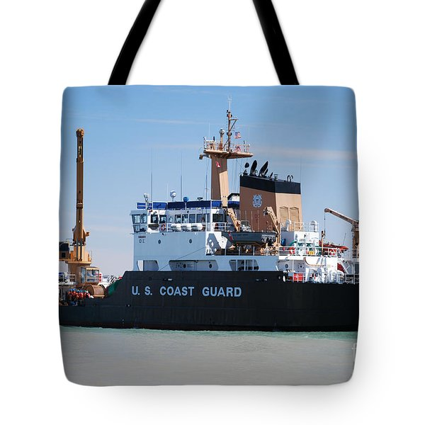 Buoy Changing 2 Tote Bag by Grace Grogan