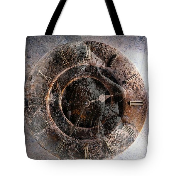 ...but How About Time Tote Bag