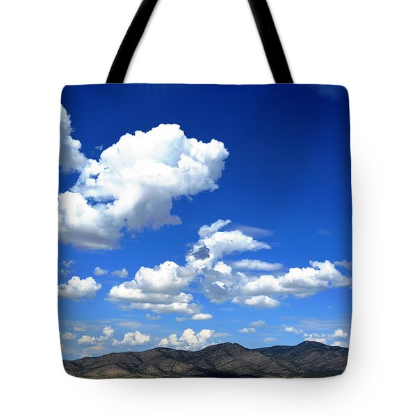 Butte Valley Nevada Tote Bag