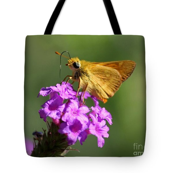 Butterfly Kisses Tote Bag by Patrick Witz