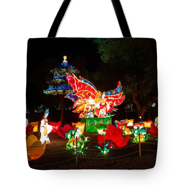 Butterfly Lovers Tote Bag by Semmick Photo