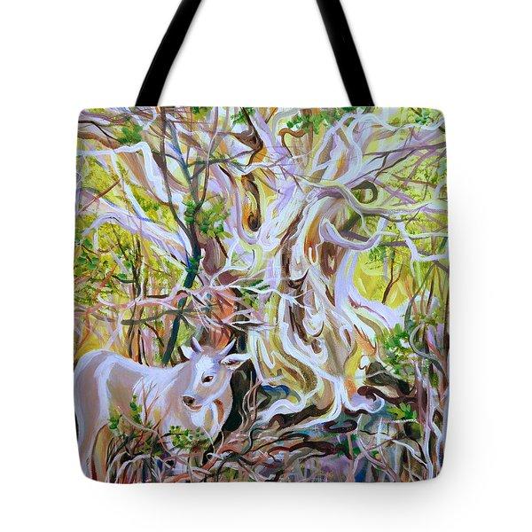 Cactus-tree Tote Bag