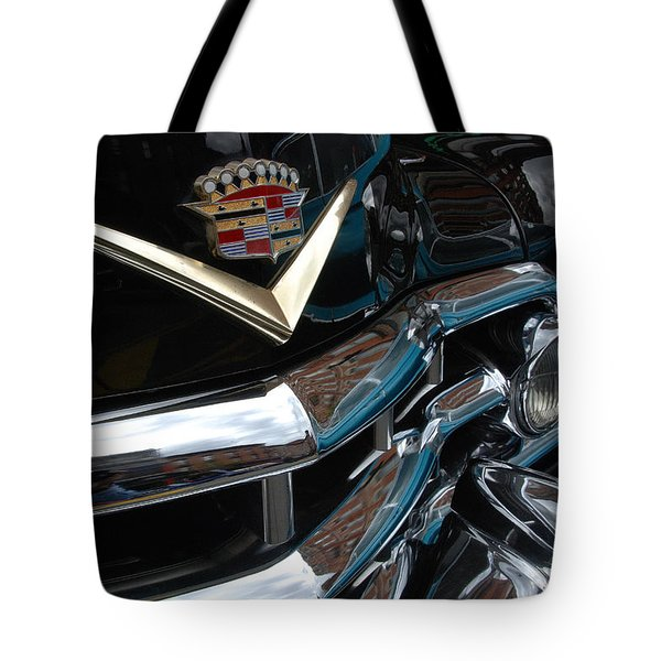 Tote Bag featuring the photograph Caddy 52 by John Schneider
