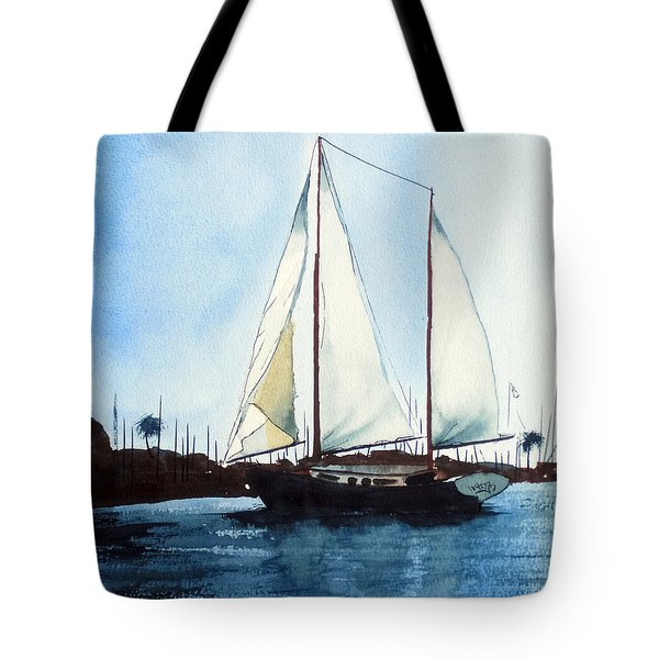 California Dreamin IIi Tote Bag
