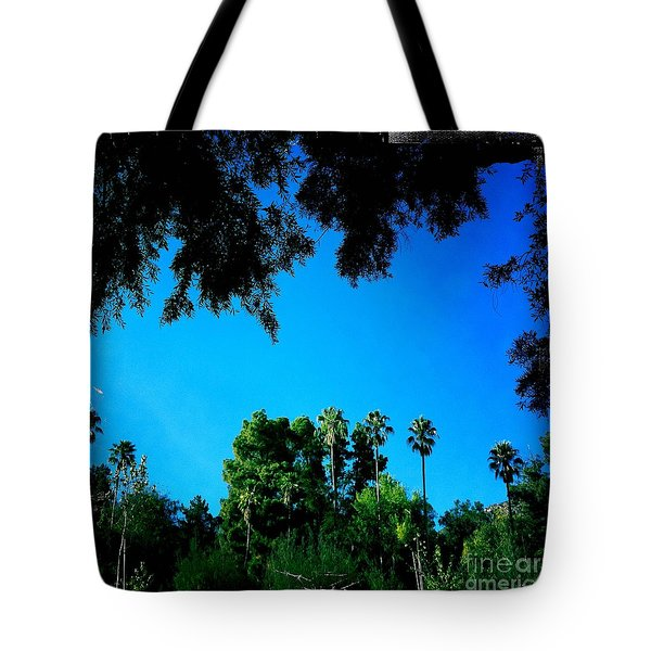 California Dreaming Tote Bag by Nina Prommer