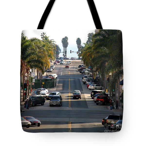 California Street Tote Bag