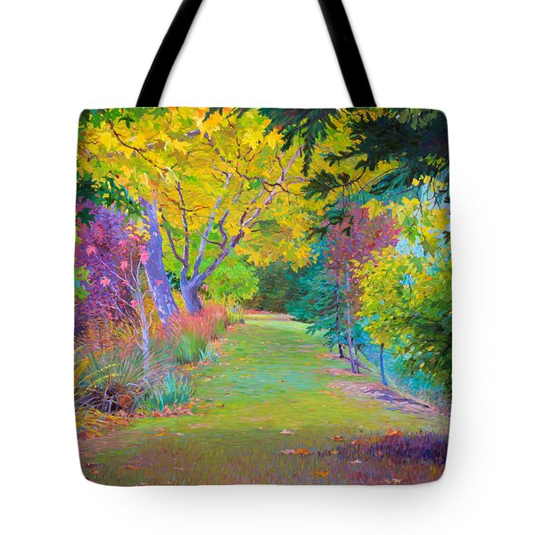 Calistoga Fall Tote Bag