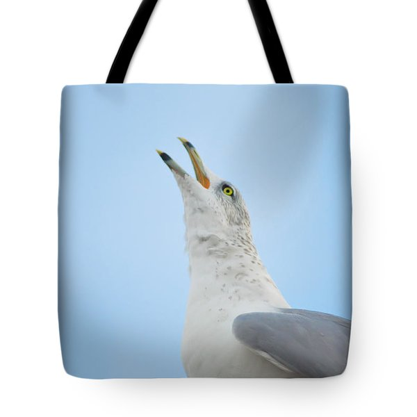 Call Of The Wild Tote Bag by Bill Cannon