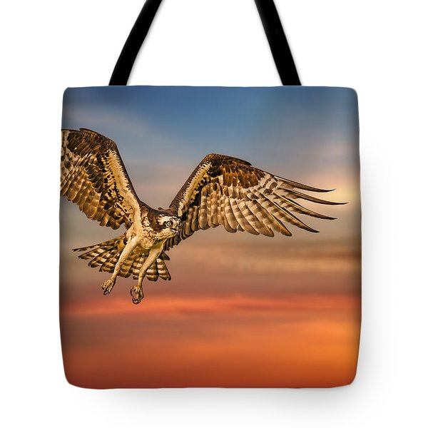 Calling It A Day Tote Bag by Susan Candelario