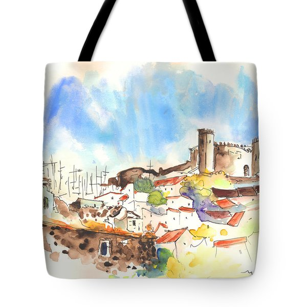 Campo Maior In Portugal 02 Tote Bag by Miki De Goodaboom