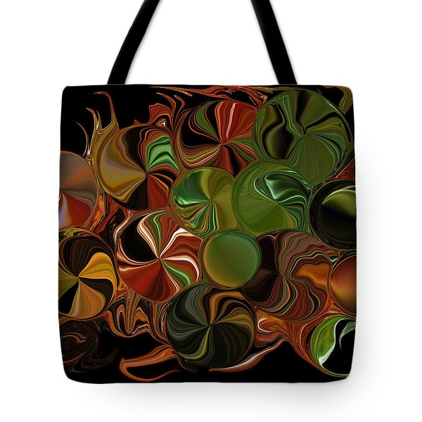 Candy Dish Tote Bag