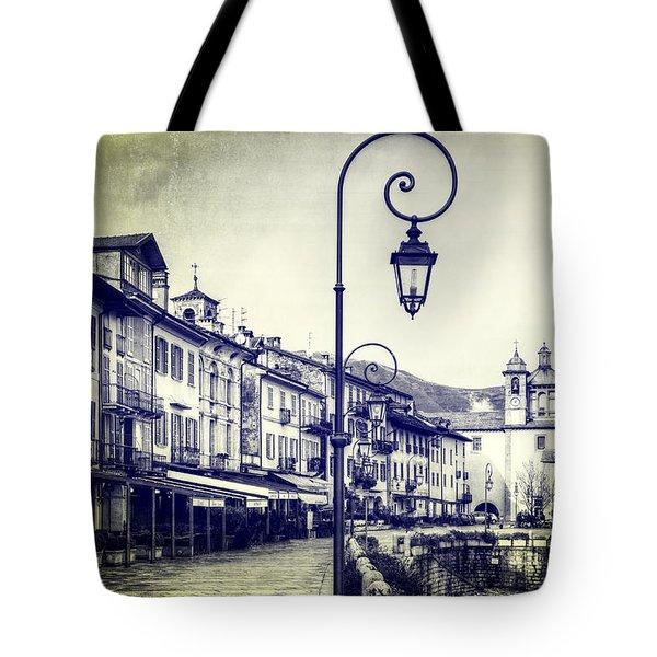 Cannobio Tote Bag by Joana Kruse