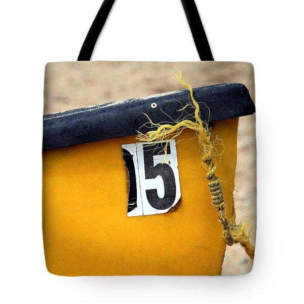 Canoe Details Tote Bag by Valentino Visentini