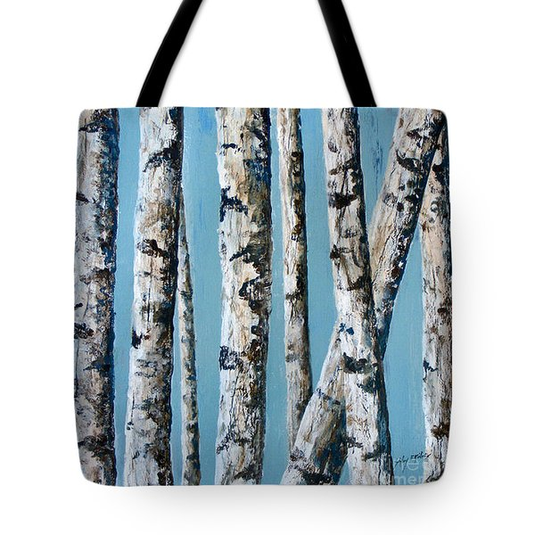 Can't See The Forest For The Trees Tote Bag