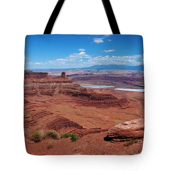 Tote Bag featuring the photograph Canyonlands by Dany Lison