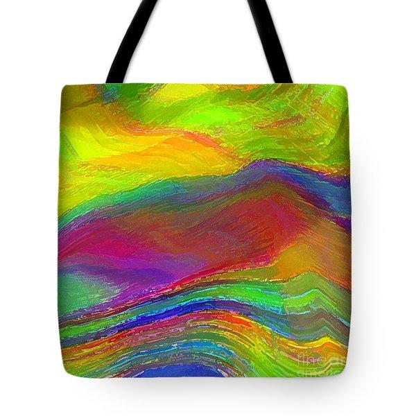 Capacious Tote Bag by ME Kozdron