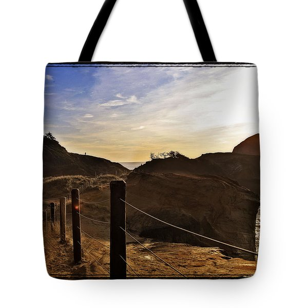 Cape Kiwanda Oregon Tote Bag