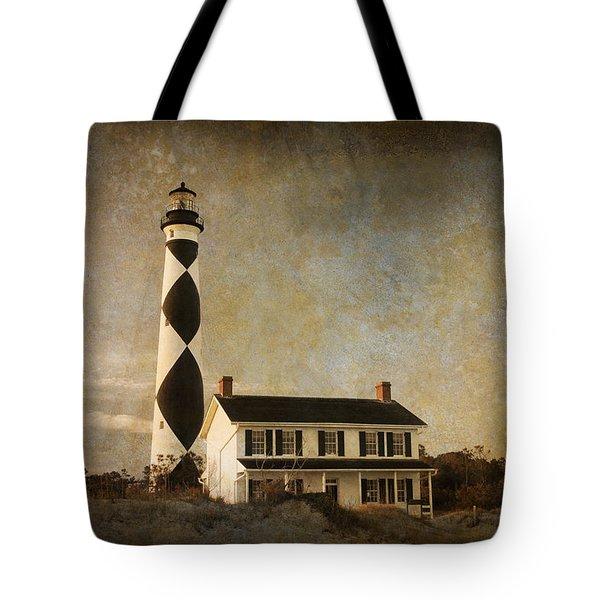 Cape Lookout Tote Bag by Joye Ardyn Durham