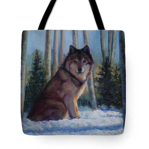 Captured By The Light Tote Bag by Billie Colson