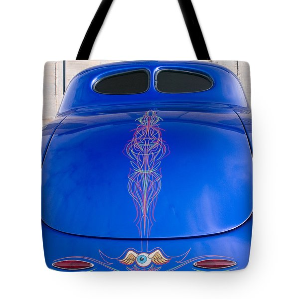 Car Art Tote Bag by Karen Lee Ensley