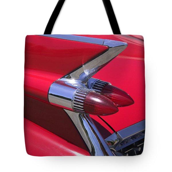 Car Detail Tote Bag by Garry Gay