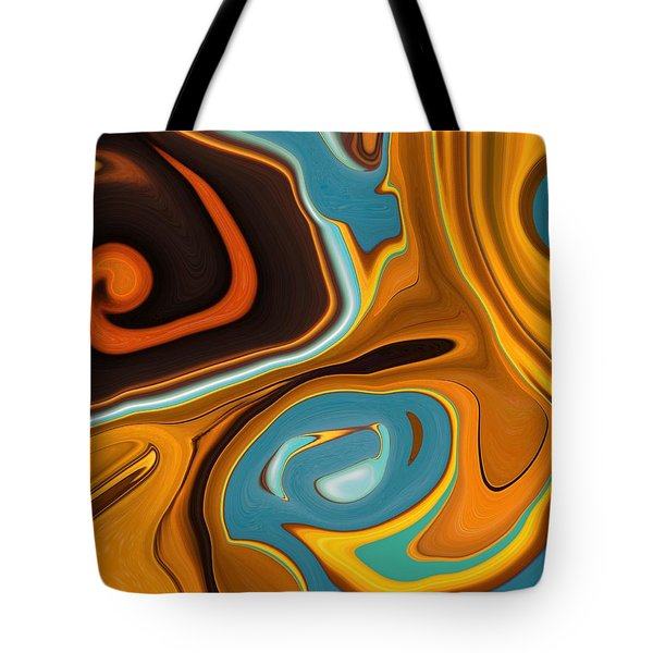 Caramel Dreams Tote Bag by Renate Nadi Wesley