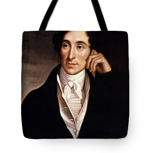 Carl Maria Von Weber Tote Bag by Granger