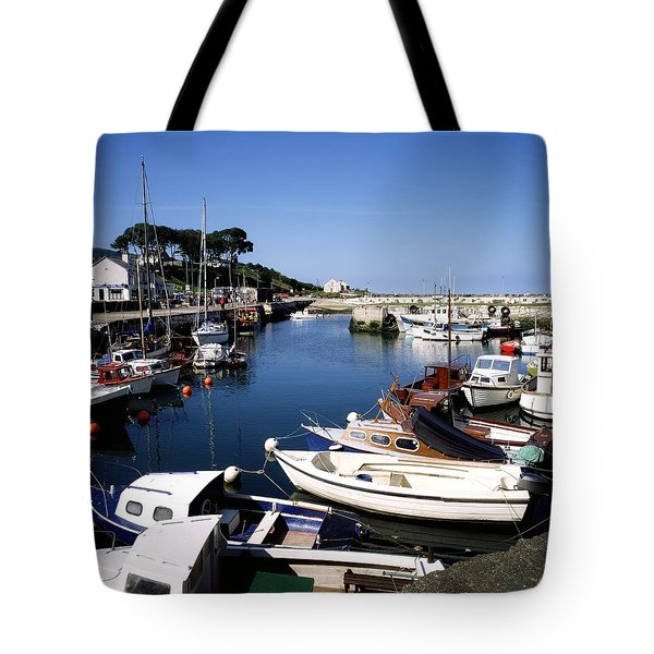Carnlough, Co. Antrim, Ireland Tote Bag