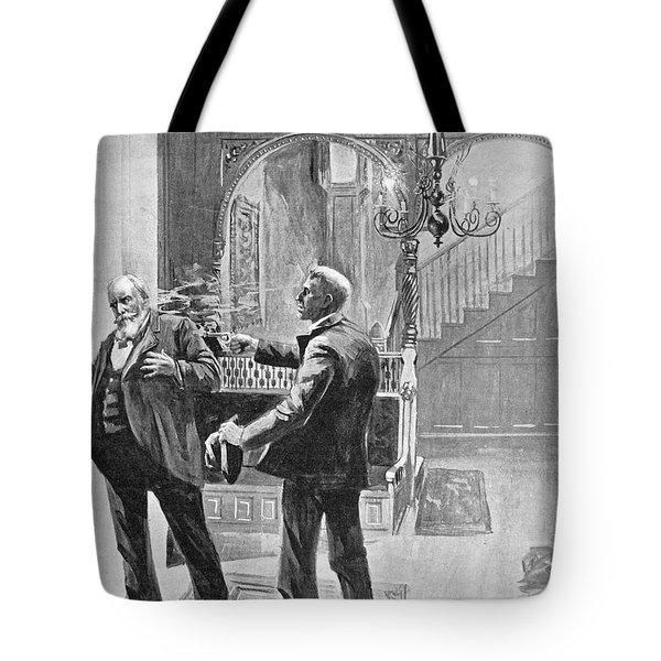Carter Henry Harrison Tote Bag by Granger