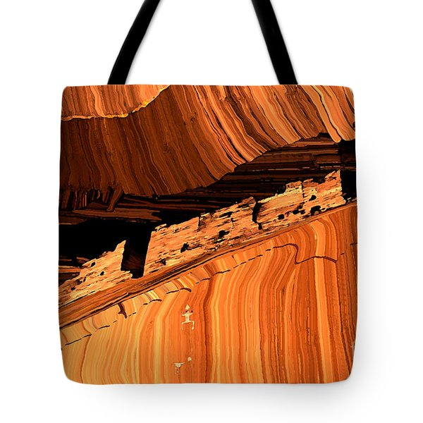 Casa Blanca Tote Bag by Jerry McElroy