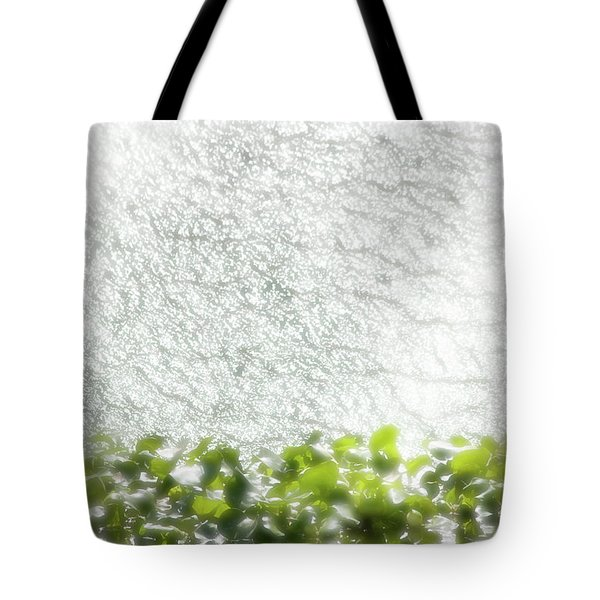 Tote Bag featuring the photograph Cascade by Richard Piper