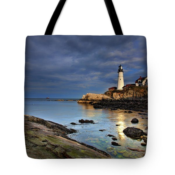 Casco Reflections Tote Bag