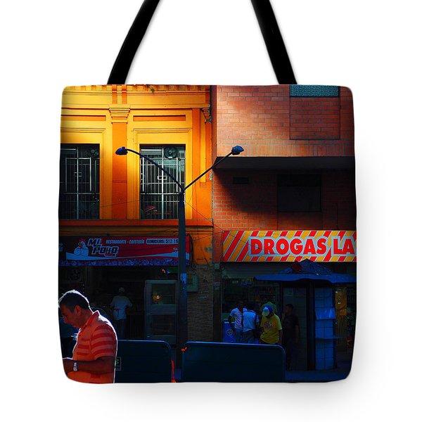 Casino Tote Bag by Skip Hunt
