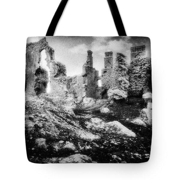 Castle Lyons Tote Bag by Simon Marsden