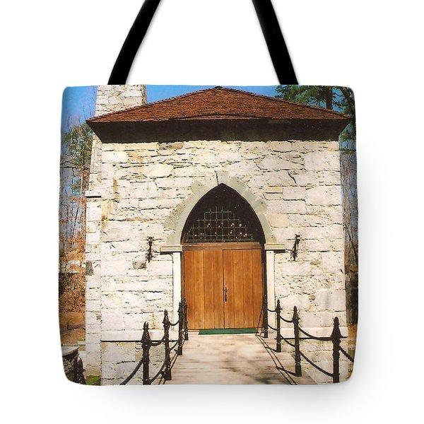 Castle Mcculloch Tote Bag
