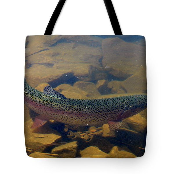 Catch Me If You Can Tote Bag