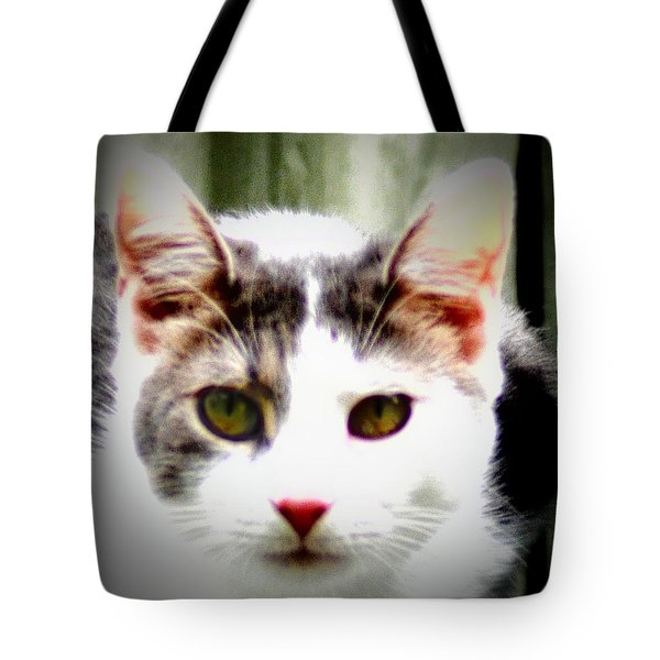 Cats Meow Tote Bag by Bill Cannon