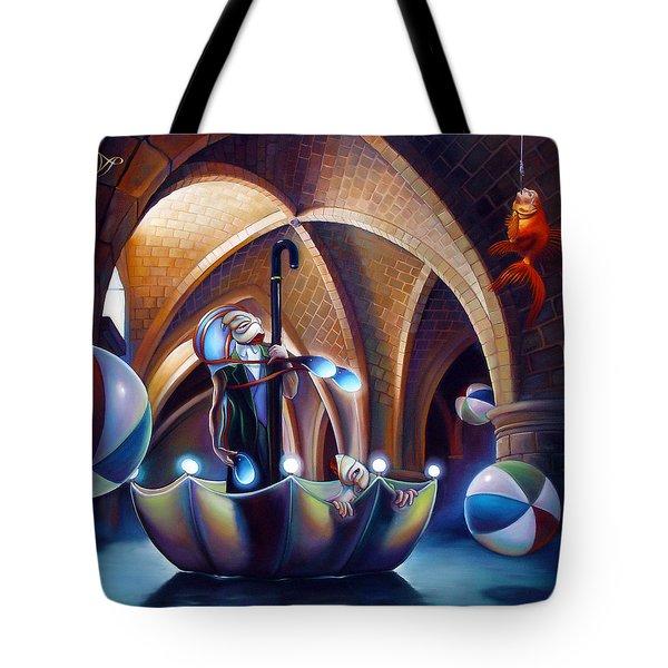 Caverna Magica Tote Bag