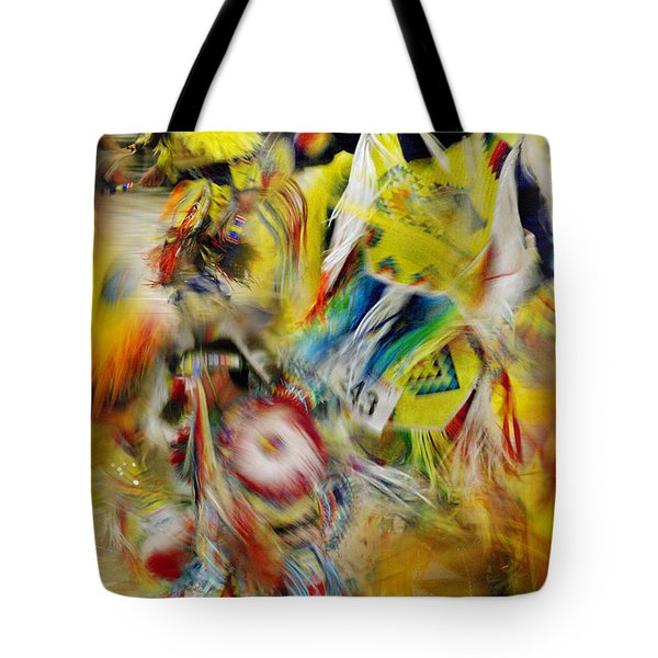Tote Bag featuring the photograph Celebration Of Nations by Vicki Pelham