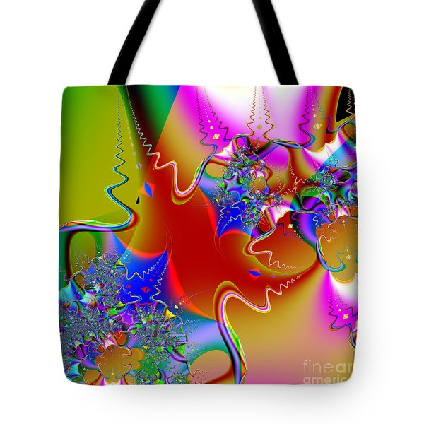 Celebration . Square . S16 Tote Bag