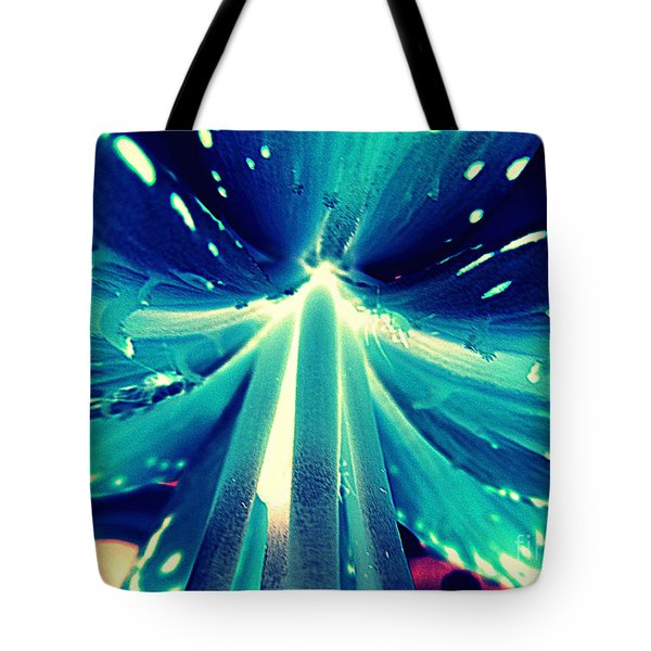 Celestial Radiance Tote Bag by Renee Trenholm