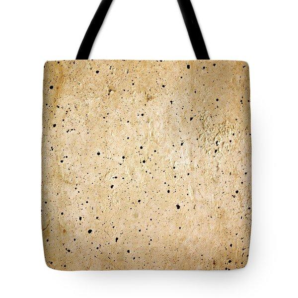 Cement Wall Tote Bag by Carlos Caetano