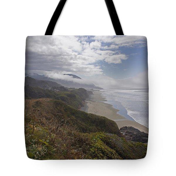 Central Oregon Coast Vista Tote Bag by Mick Anderson