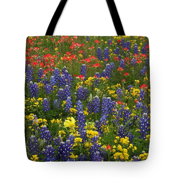 Central Texas Mix Tote Bag